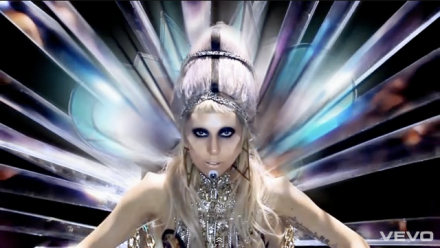 Lady Gaga as Mother Monster